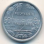 , 50 centimes, 1965